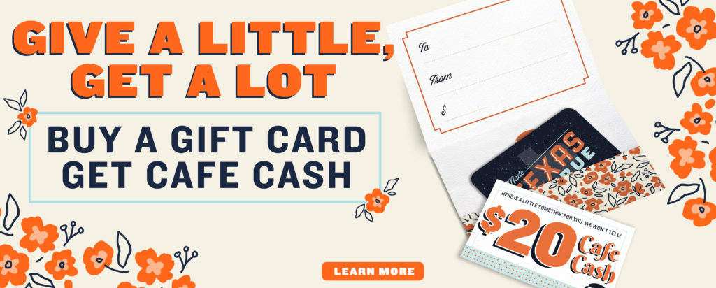 CPC Gift Cards and Cafe Cash