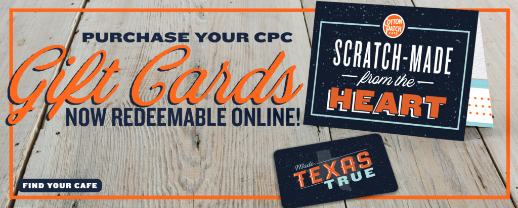 Purchase your CPC Gift Cards!