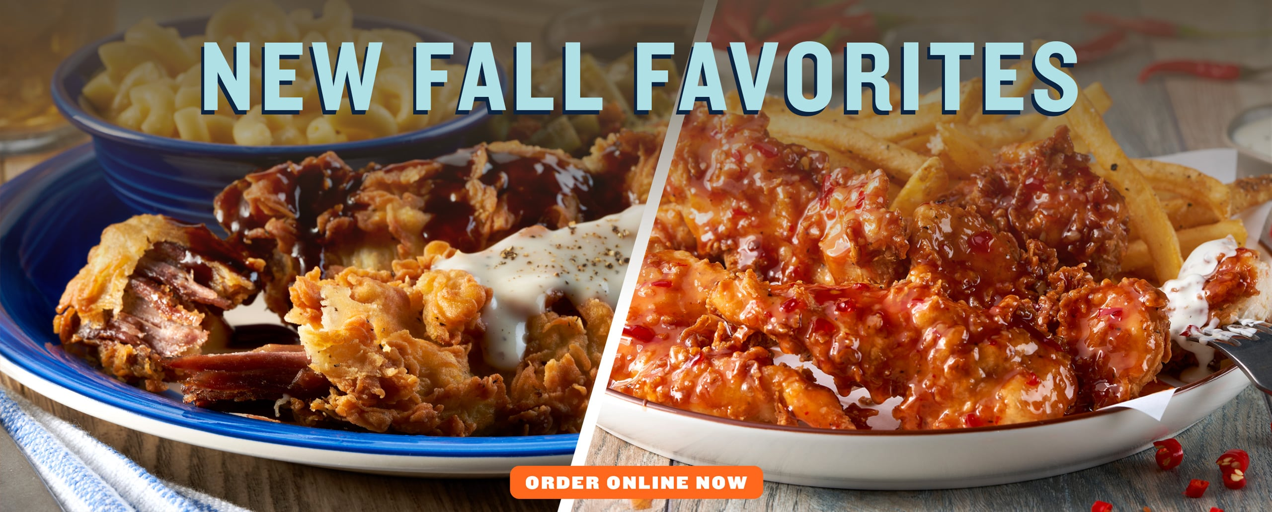 New Fall Flavors!